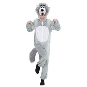 WOLF COSTUME MASK WITH