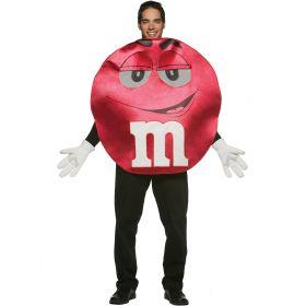 Halloween Costume Bon Bon Red