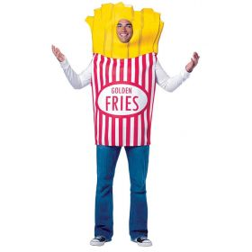 Halloween Costume French Fries
