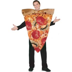 Halloween Costume Pizza