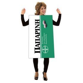 Halloween Costume Paparini