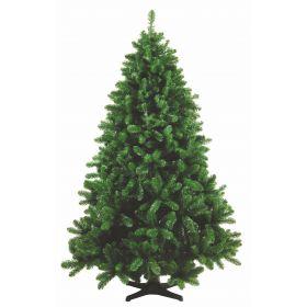 Χριστουγεννιάτικο Δέντρο Δίρφυς 240cm, Με Περιστρεφόμενη Βάση 360ᵒ