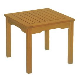 Wooden side table Coffee Table 50 x 50 x 45 (H) cm,Acacia Wood