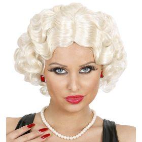 Ξανθιά Αποκριάτικη Περούκα Betty
