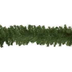 ΠΡΑΣΙΝΗ ΧΡΙΣΤΟΥΓΕΝΝΙΑΤΙΚΗ ΓΙΡΛΑΝΤΑ 270cm ,Ø 35cm