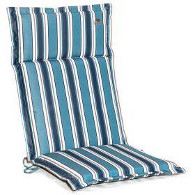 High back cushions