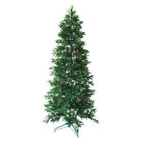 Χριστουγεννιάτικο Δέντρο Με Γκί 180cm