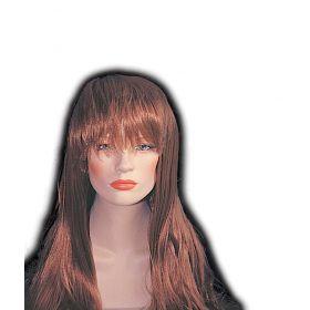 Μελί Αποκριάτικη Περούκα Σίσσυ
