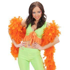 Orange Carnival Boa 2 meters 70gr