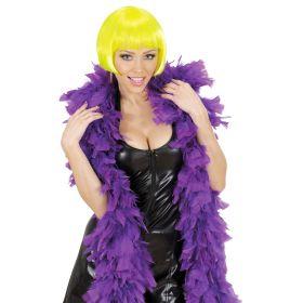 Purple Carnival Boa 2 meters 70gr