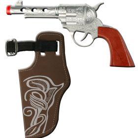 Αποκριάτικο Όπλο Καουμπόι Με Θήκη