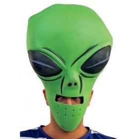 Μεγάλη Αποκριάτικη Μάσκα Εξωγήινος 54cm