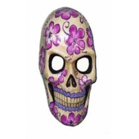 Αποκριάτικη Μάσκα Σκελετός