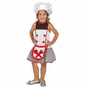 Αποκριάτικη Στολή Μαγείρiσσα